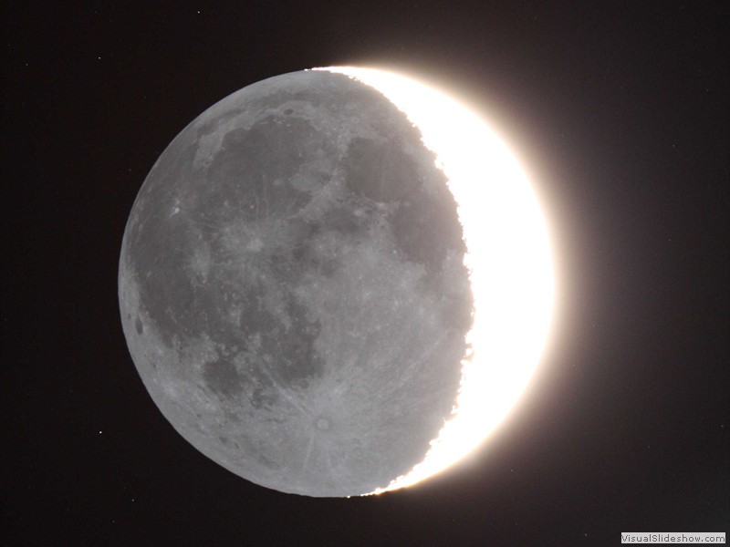Earthshine - Frank Johns