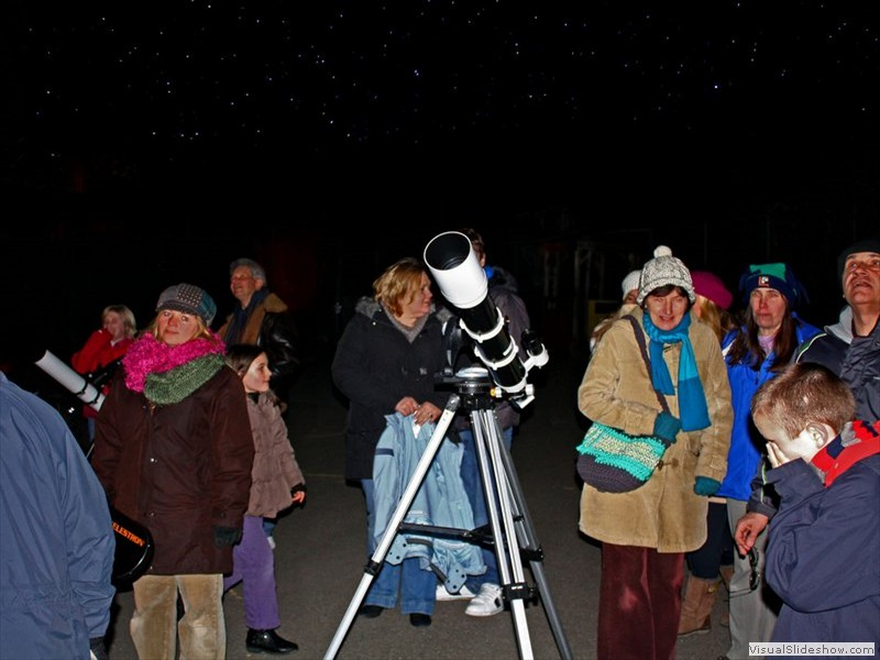 Starparty St Columb